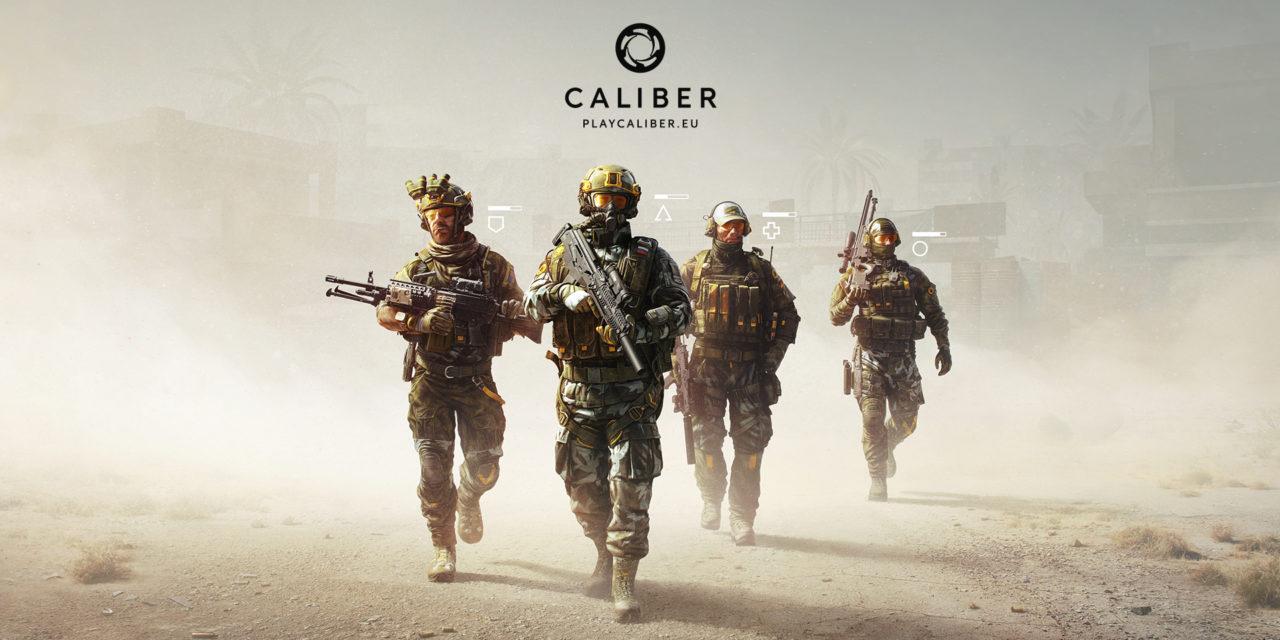 Európában is elérhetővé válik a Caliber nevű online TPS
