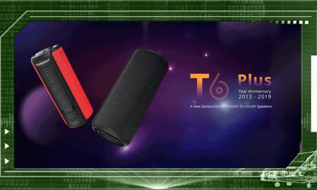 Tronsmart Element T6 Plus – vezeték nélküli hangfal teszt
