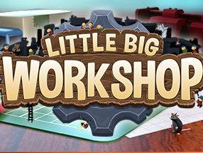 Little Big Workshop – Játékteszt