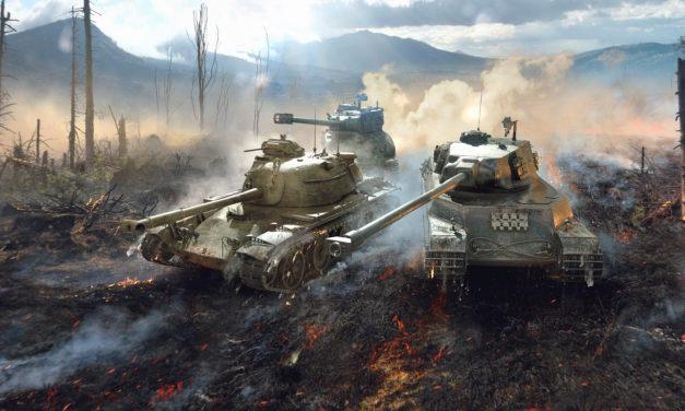 World of Tanks – Érkezik a Ray-Tracing, letölthető bemutatóval