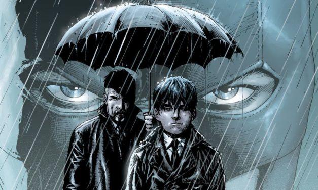 Batman Föld-1-sorozat – Képregénykritika