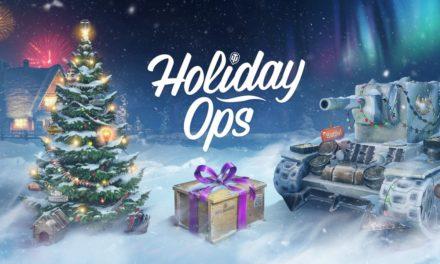 Hamarosan érkezik a Holiday Ops a World of Tanks játékba