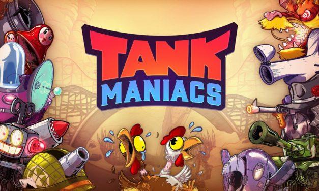 Tank Maniacs – Játékteszt