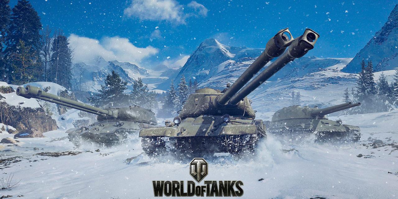 Új frissítés érkezett a World of Tankshez