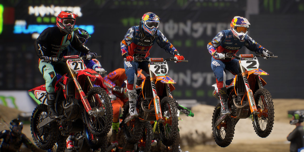 Monster Energy Supercross: The Official Videogame 3 – Játékteszt