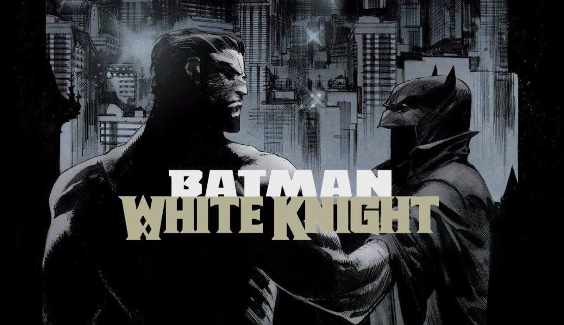 Batman: Fehér Lovag – Képregény ismertető