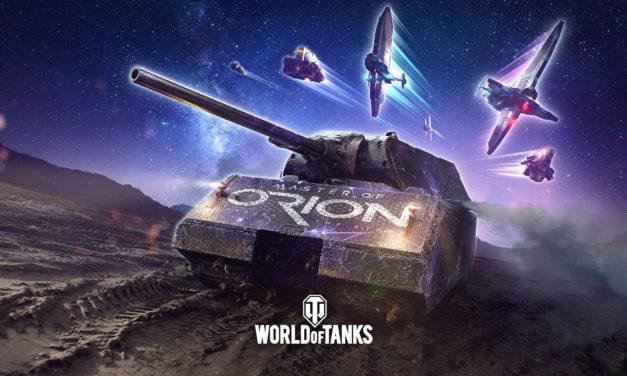 A Master of Orion ingyenesen elérhető a World of Tanks játékosai számára