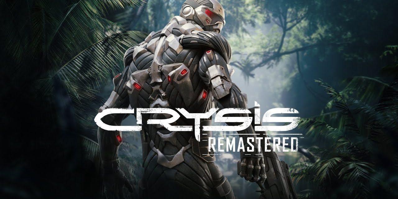 Felújított verziót kap a Crysis sorozat első része