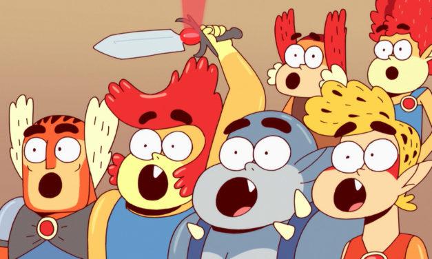 Jönnek a Villámmacskák a Cartoon Networkre