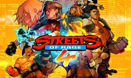 Streets of Rage 4 – játékteszt