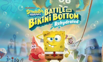 SpongeBob SquarePants: Battle for Bikini Bottom – Rehydrated – Játékteszt