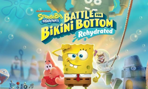 SpongeBob SquarePants: Battle for Bikini Bottom – Rehydrated – Játékteszt