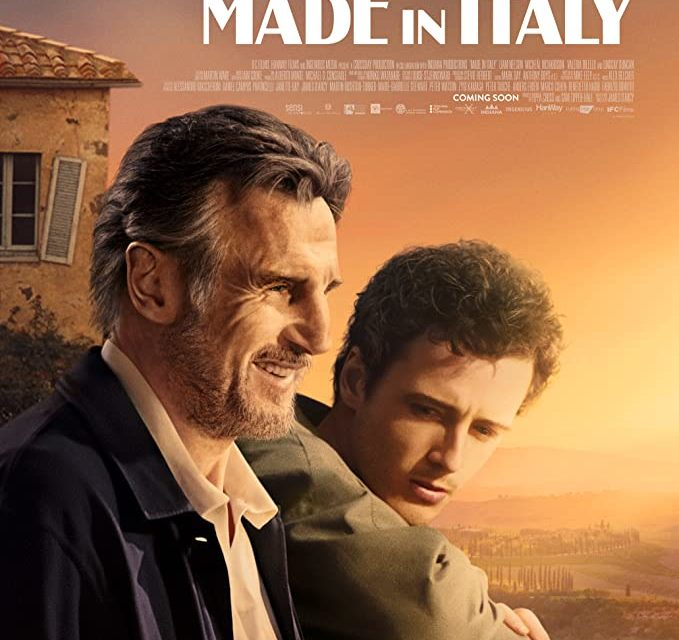 Made in Italy – Filmkritika
