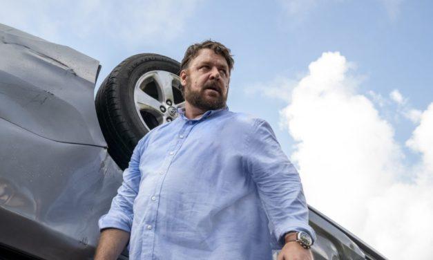 Szeptemberben jön a mozikba Russel Crowe új thrillere, a Téboly