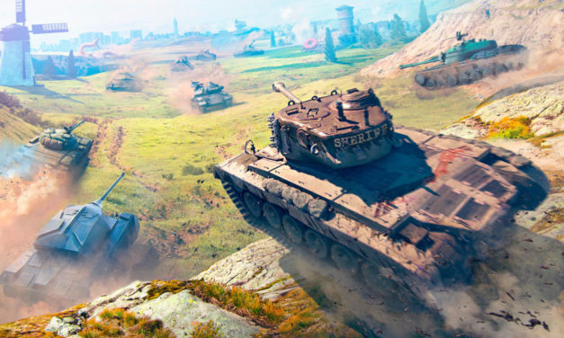 Megjelent a World of Tanks Blitz Switch-verziója