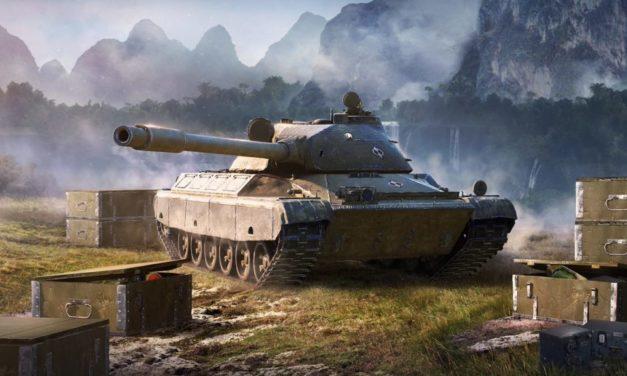 A World of Tanks idei legnagyobb frissítése