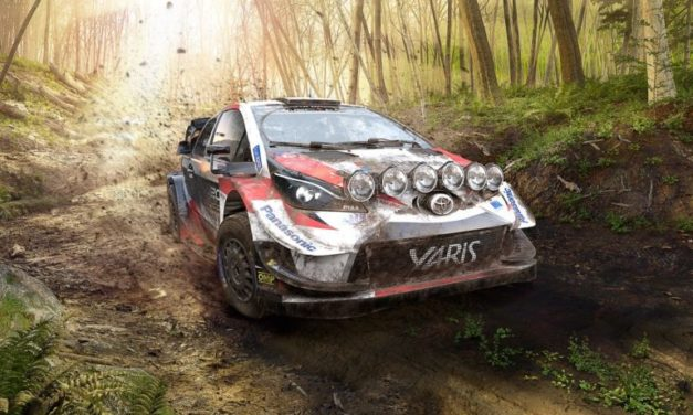 WRC 9 FIA World Rally Championship – Játékteszt