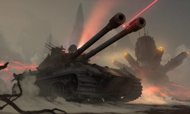 Két hétig a halloweené a főszerep a World of Tanks PC-s verziójában