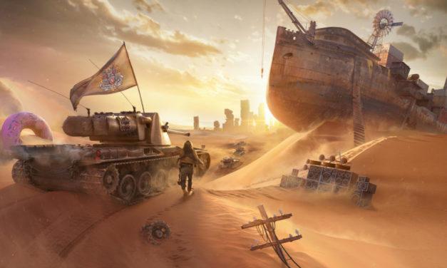 A Korn gondoskodik a halloweeni hangulatról a World of Tanks Blitzben