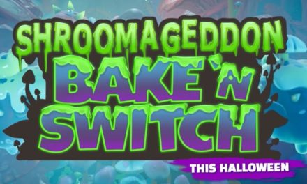 Bake 'n Switch – Halloween 2020