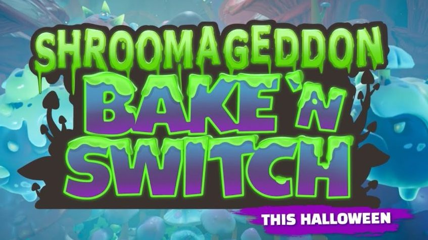 Bake 'n Switch – Halloween 2020