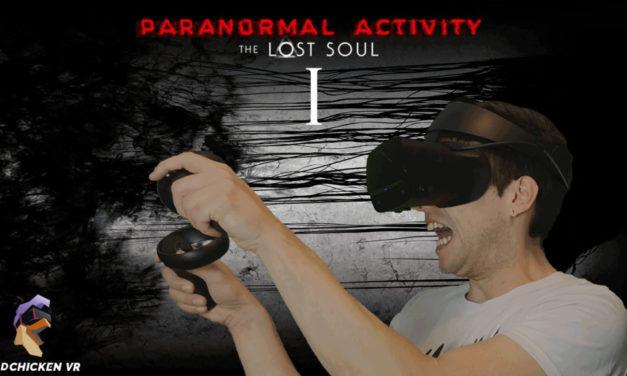 Paranormal Activity VR – Nyereményjáték – Halloween 2020