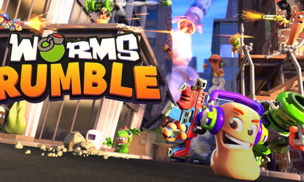 Worms Rumble Open Beta Betekintő