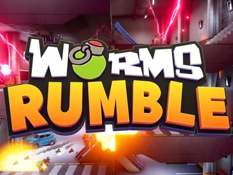 Worms Rumble – Játékteszt