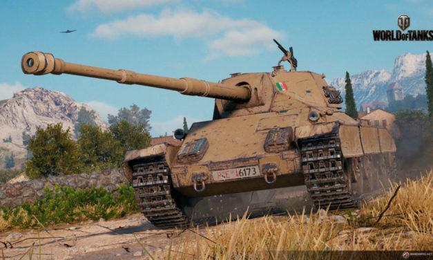 Megérkezett a World of Tanks első 2021-es frissítése