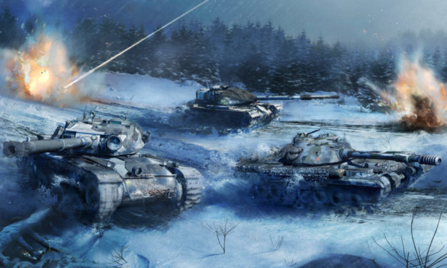 World of Tanks Console 4. évad: Winter Warriors