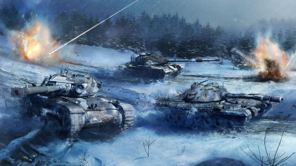 World of Tanks Console 4. évad: Winter Warriors