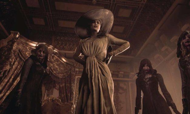 Kiderült milyen magas a Resident Evil: Village hatalmas méretű vámpír hölgye
