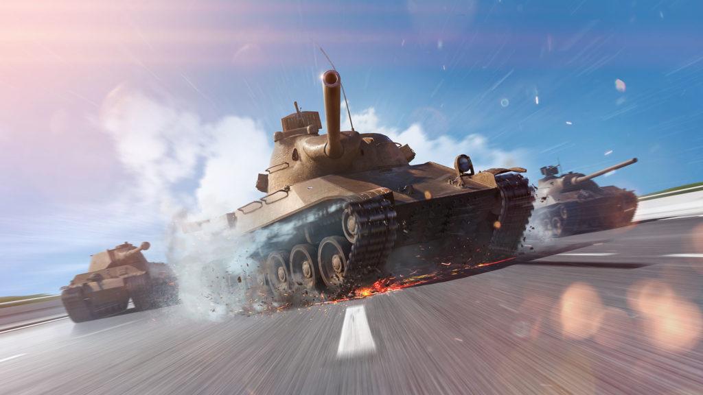 Csehszlovák tankokkal újít a World of Tanks Blitz