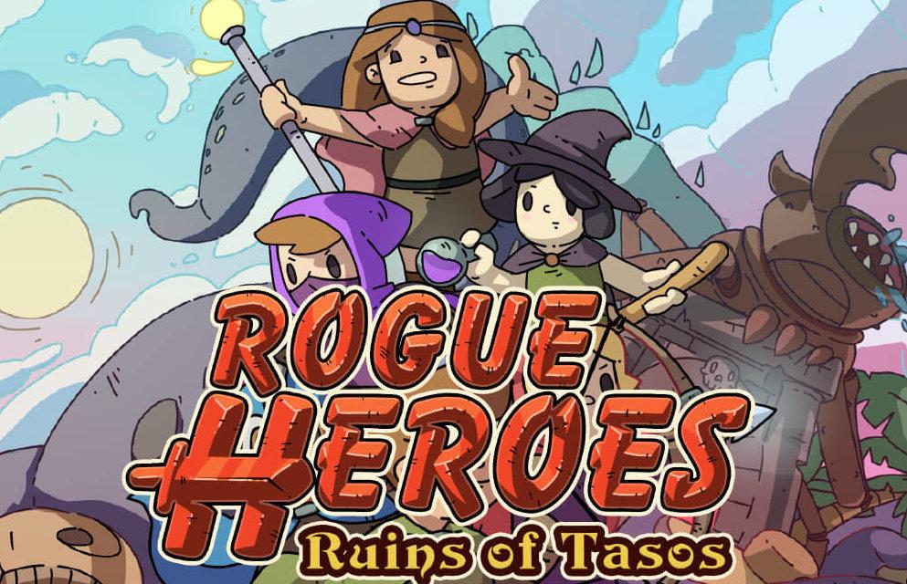 Rogue Heroes: Ruins of Tasos – játékteszt