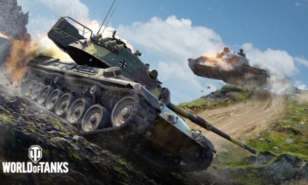 A World of Tanks immáron Steamen is elérhető