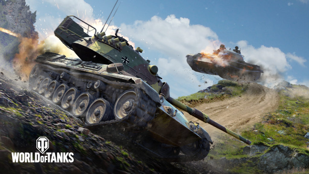 A World of Tanks immáron Steamen is elérhető