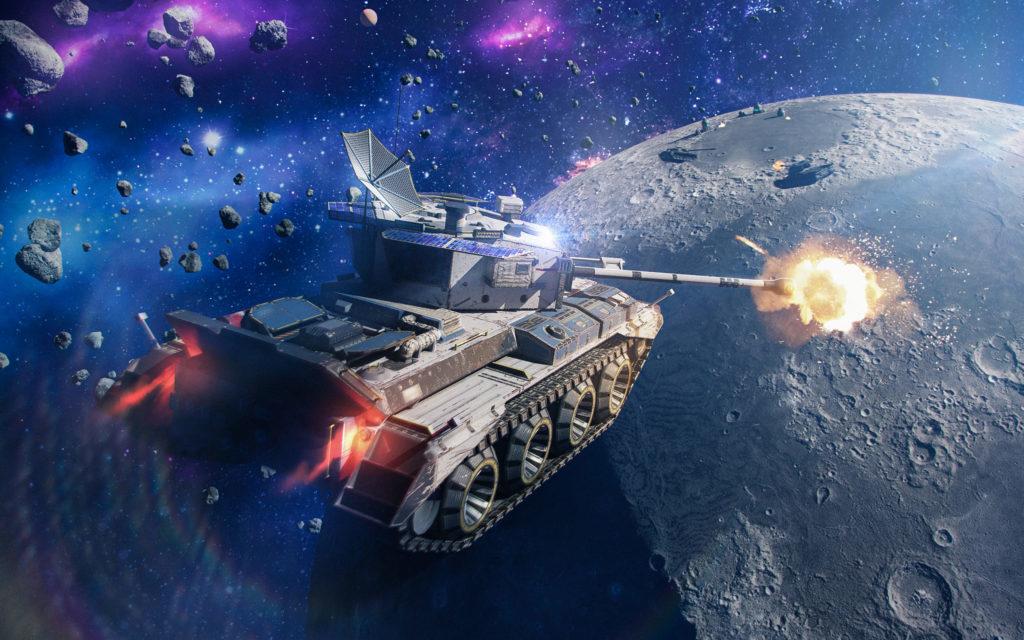 A Gravity Force újra elérhető a World of Tanks Blitzben