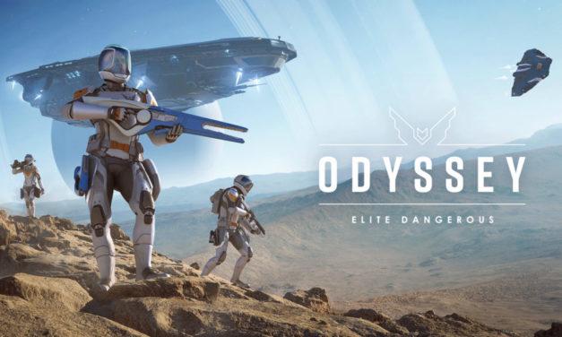 Elite Dangerous: Odyssey – Játékteszt