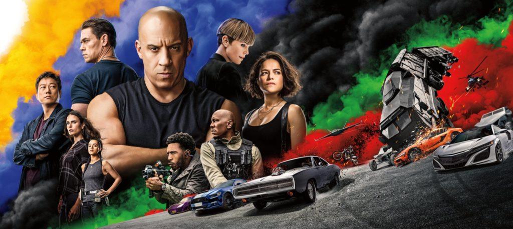 Halálos Iramban 9 – Filmkritika
