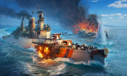 Holland cirkálók váltak elérhetővé a World of Warships legújabb frissítésében