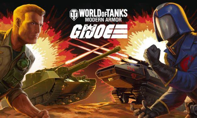 G.I. Joe-szezon indult a World of Tanks Modern Armorban