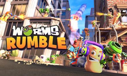 Worms Rumble Fully Loaded Edition – Játékteszt