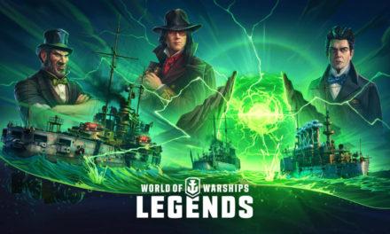 A World of Warships Legends már a halloweenre készül